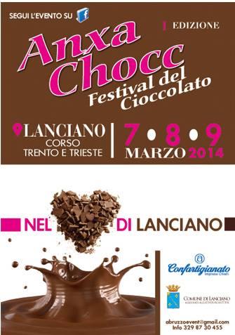 festival del cioccolato a lanciano
